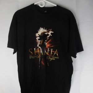 Other - Shania Twain Graphic T Shirt Crew Neck Men's XL